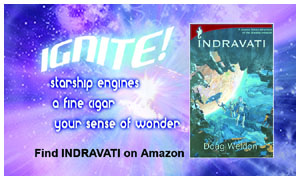 IGNITE: starship engines, a fine cigar, your sense of wonder